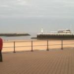 Ostend pier